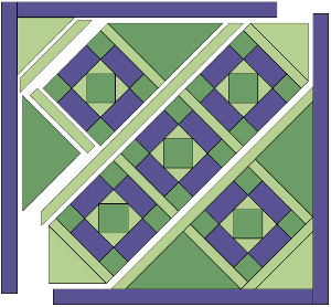 Seeing Green Quilt